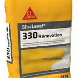 1-SikaLevel® 330 Rénovation - Enduit de dressage fibré p3