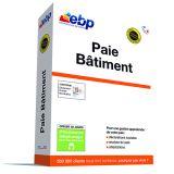 EBP Paie Bâtiment - Logiciel de paye
