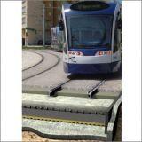 Systèmes d'élasticité légers pour le trafic ferroviaire - Protection contre les secousses