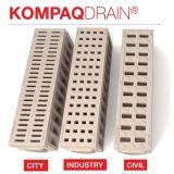 Gamme KompaqDRAIN, caniveaux compacts en béton polymère