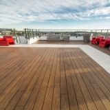 Lame Bamboo - Platelage naturel pour toiture-terrasse