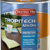 Tropitech - Protection trafic intense et conditions