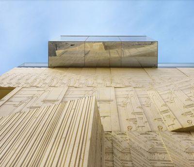 Matrices spéciales Reckli - Traitement architectonique