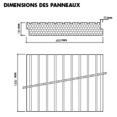 Isolation - Knauf Therm ITEx Th38 SE R2F - Solutions support d'enduit épais