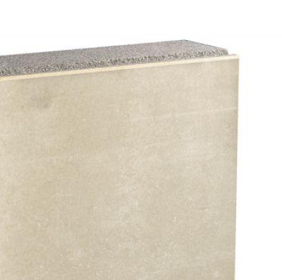 Isolation par l'extérieur des murs de soubassement - Knauf Périboard® ULTRA 30 SE - Panneau composite