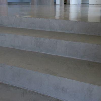 Solution Béton ciré - Pour des aménagements intérieurs uniques