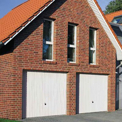 N80 Berry / N500 - Porte de garage basculante