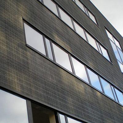 Parement de façade URBA (inspiration urbaine) - Bardage avec et sans ossature