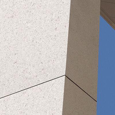 Parement de façade LISSE MAT (inspiration urbaine) - Bardage avec et sans ossature