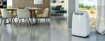 DOLCECLIMA AIR PRO 14 HP  - Climatiseur mobile réversible