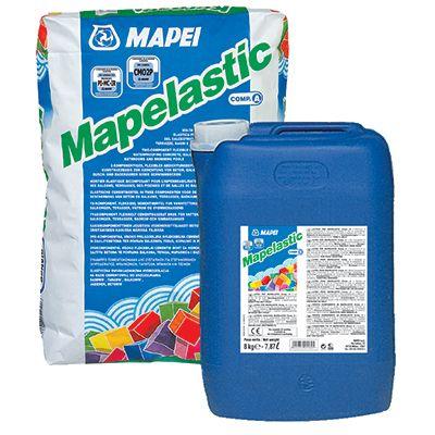 MAPELASTIC - Imperméabilisation souple du béton