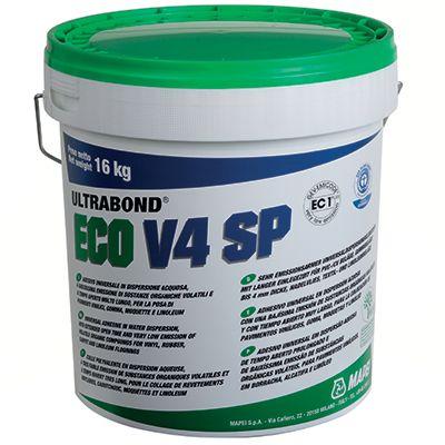 Ultrabond Eco V4 SP  - Colle pour revêtement pvc et textiles