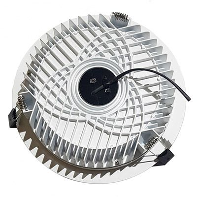Downlight 18W - 3 000K / 4 000K / 5 000K (TCS) - IP44 - éclairage led