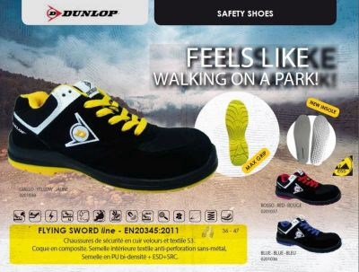 FLYING SWORD line  - Chaussures de protection