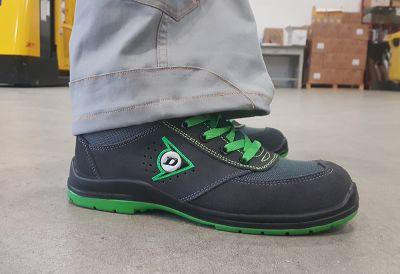 First one ADV Basic - Chaussure de sécurité EN ISO 20345:201