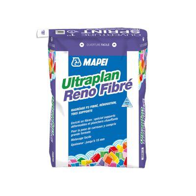 Ultraplan Réno Fibré - Ragréage p3 fibré rénovation