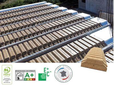 Développement durable EBS et PlastiVS  - Biosourcé - 100 % matière recyclée