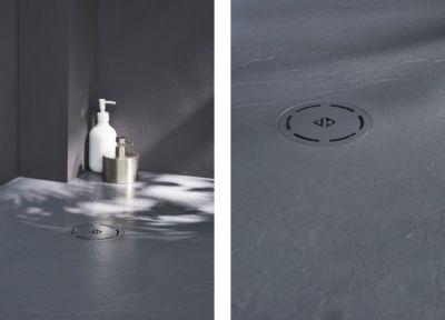 Singulier - Receveur de douche extraplat