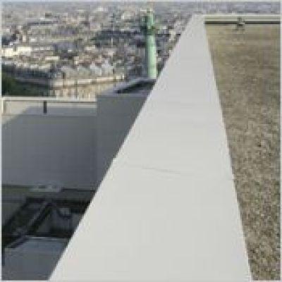 Couvernet ITE - Systèmes de couvertine en aluminium