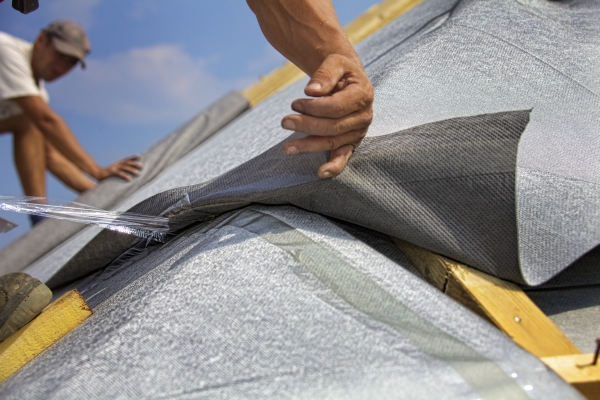Sup'Air Reflex ADH+ - Barrière radiante de sous-toiture hpv