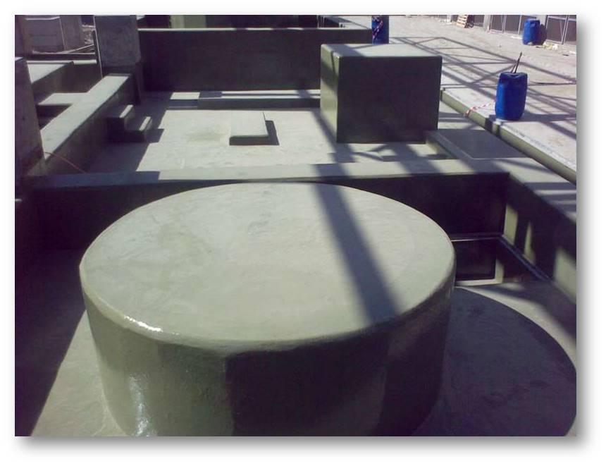 Souplethane WP - Etancheite acs reservoirs