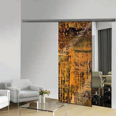 porte en verre coulissante esth tique porte d 39 int rieur design mantion. Black Bedroom Furniture Sets. Home Design Ideas