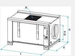 InoVEC micro watt - Caisson c4 basse consommation