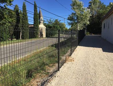 Nylofor 3D - Panneau de clôture