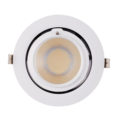 Spot LED Extractible  - Ø195mm Orientable