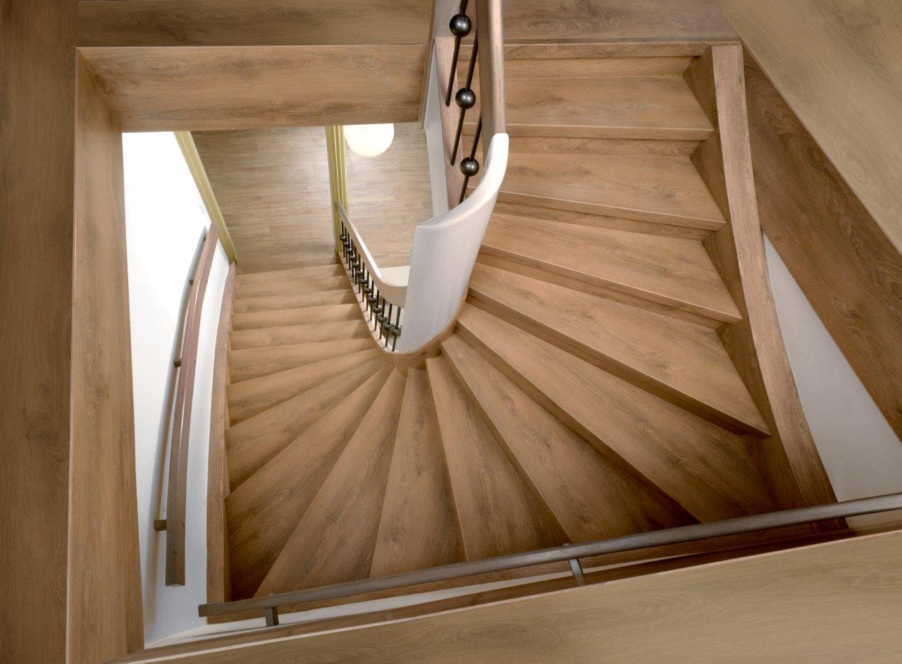 Gamme Meerane - Habillage escalier