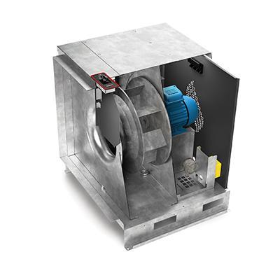 ProtectONE - Ventilateurs de désenfumage f400-120