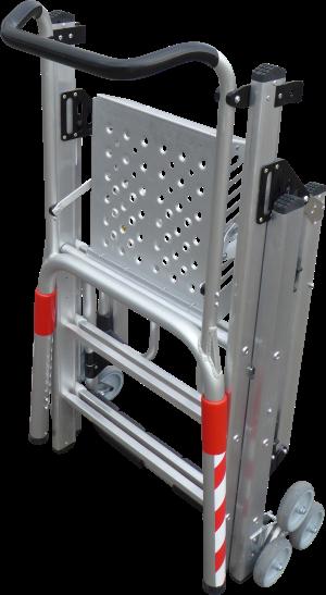 rx repliable ultralight plateforme de travail roulante. Black Bedroom Furniture Sets. Home Design Ideas