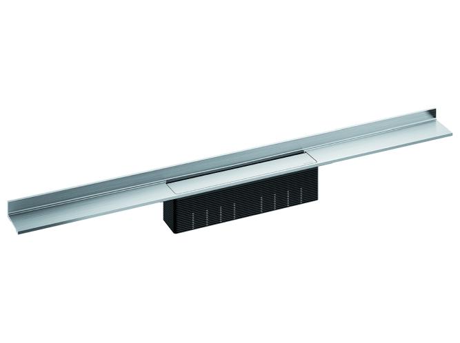 Caniveau de douche CeraWallSelect acier inox mat, 800mm - Sanitaires