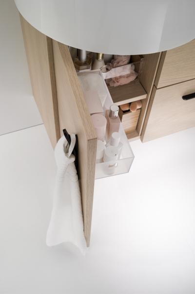 Collection Delphy, Ilot - Meuble de salle de bains