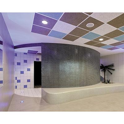 Knauf Organic - Mur & plafond accoustique laine de bois