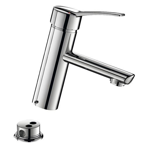Mitigeur mécanique de lavabo BIOCLIP - Déclipsable