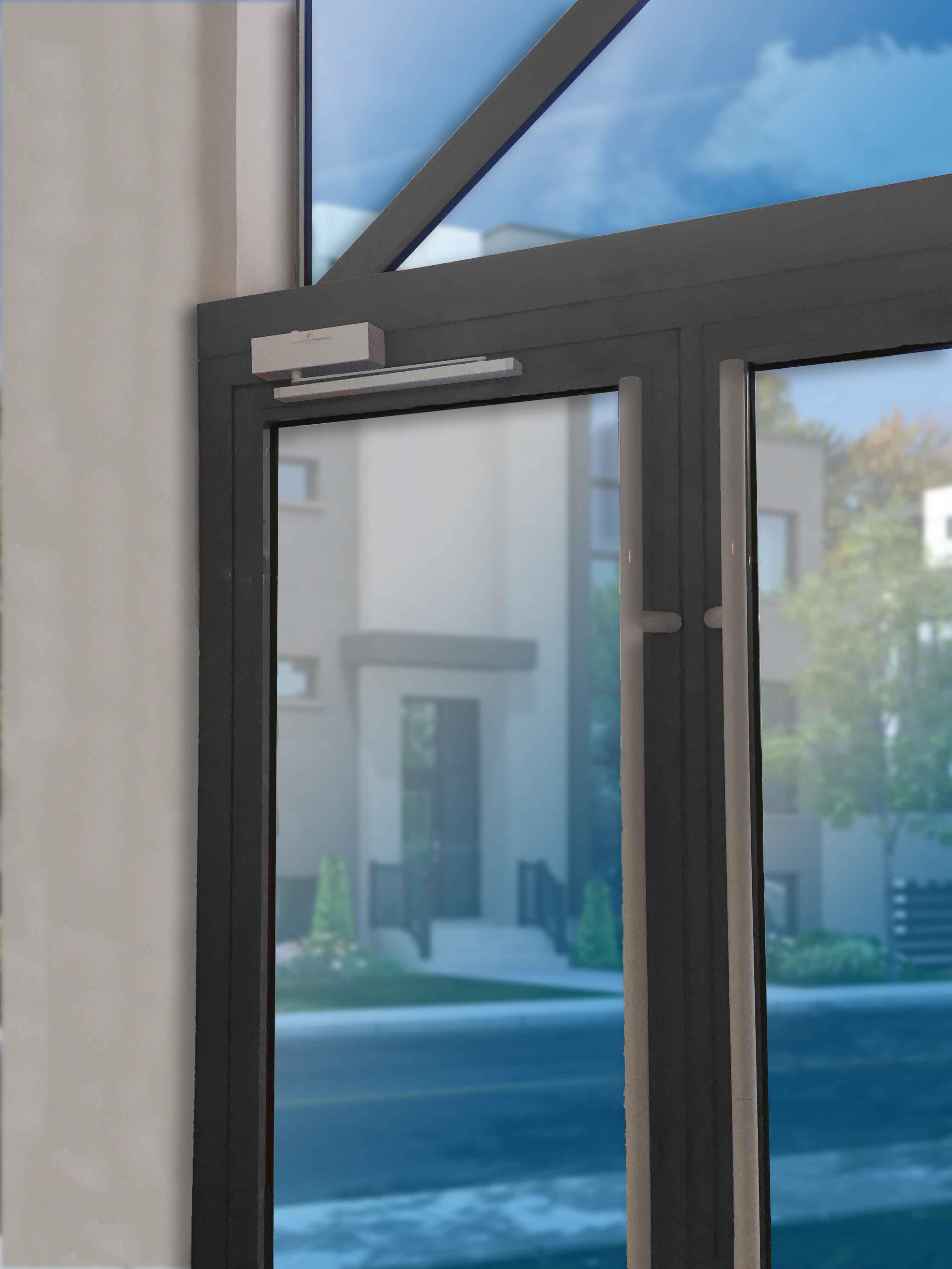 GROOM 3400 et GROOM 3500 - Ferme-portes