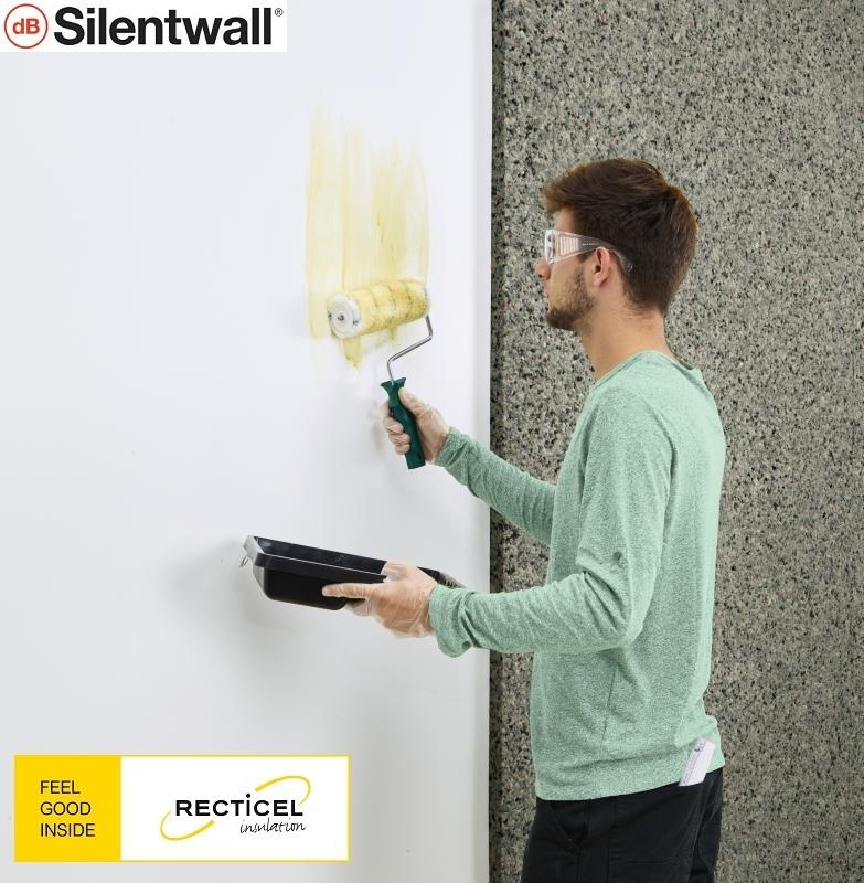 Silentwall - Panneau d'isolation acoustique
