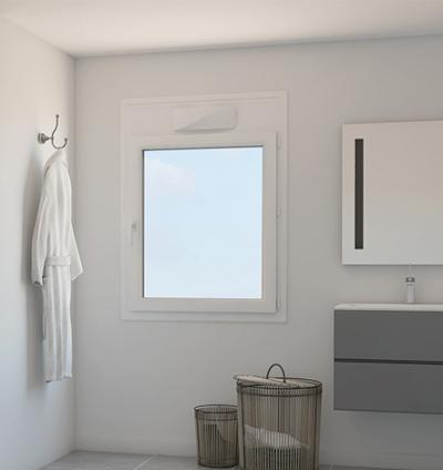Myventil - La fenêtre qui ventile