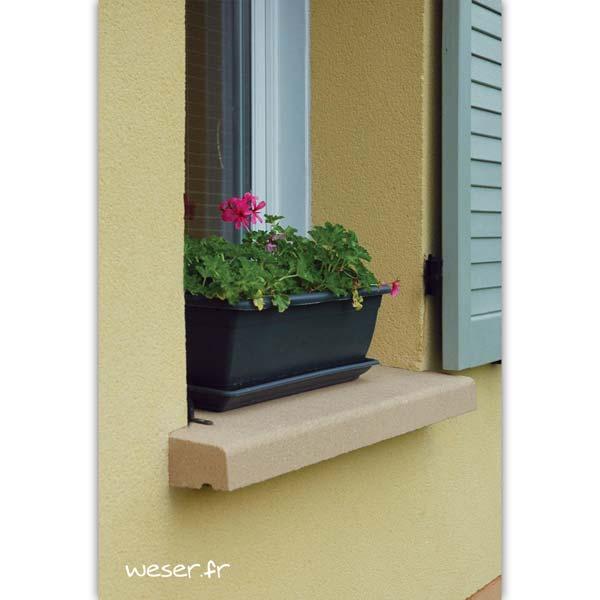 Appuis de fenêtres Classiques Weser - Décors de façades