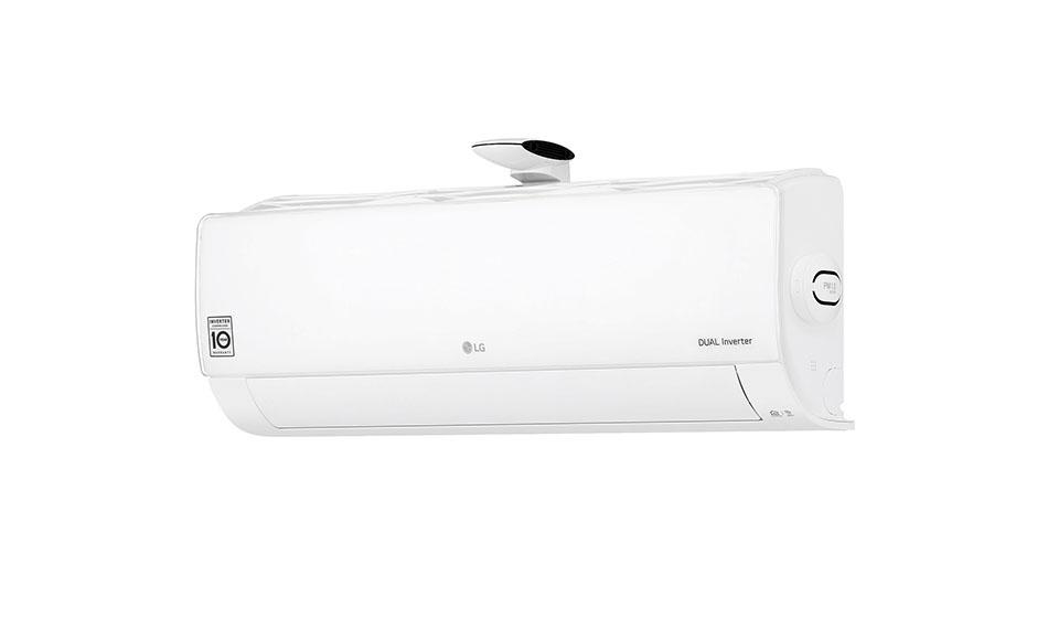 DELUXE PURE AIR - Climatiseur réversible purificateur air