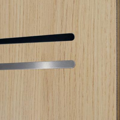 Bloc-porte palier bois A2P BP1   - Bloc-porte palier antieffraction