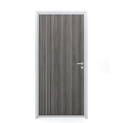Portes de communication intérieures avec décors FIBER - Blocs-portes