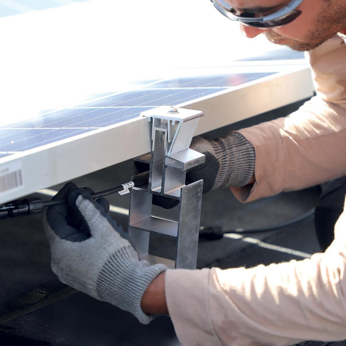SURFA 5 TOPSOLAR - Système d'étanchéité photovotaïque