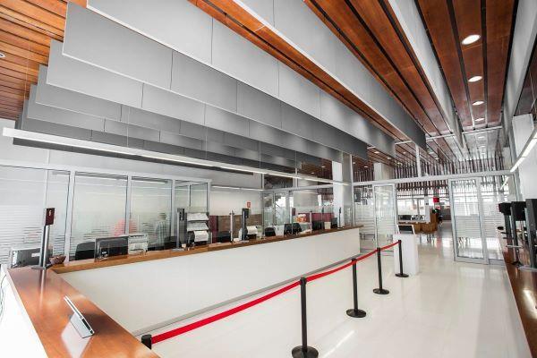 Ecophon Solo™ Baffle - Plafonds acoustiques