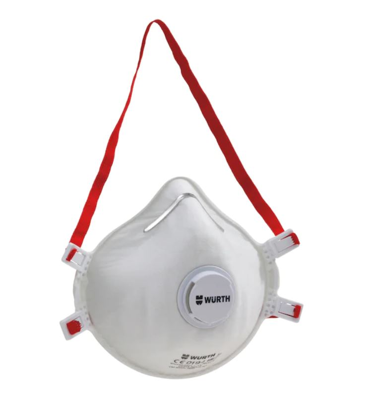 Masque de protection - Masque à coque cm 3000 v ffp3 nr d