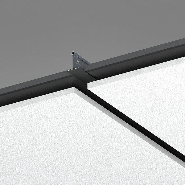 Ecophon Master™ Eg, design unique et performance acoustique  - Plafond suspendu