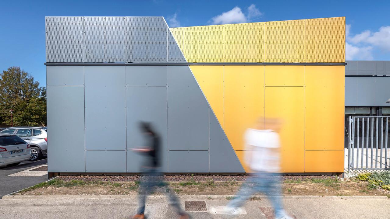Rockpanel Metals - Panneau de façade