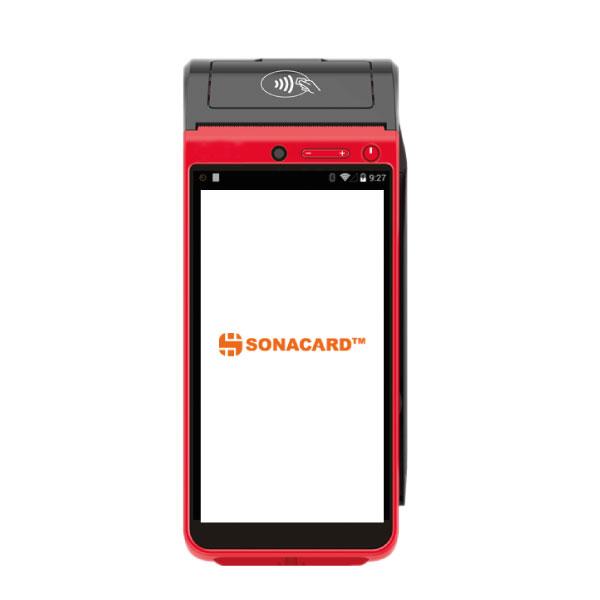 Terminal de paiement mobile - Tout-en-un dédié au secteur du btp