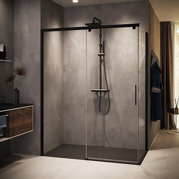 KUADRA 2.0 - Parois et portes de douche